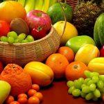 میوه هایی که نسبت به دیگر میوه ها مقادیر قند بیشتری دارند