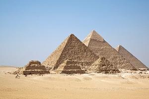 با توجه به اهرام مصر آیا مردم ماقبل تاریخ ستارهشناس بودهاند؟