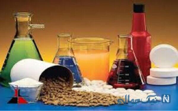 شرکت کم کام تولید کننده مواد شیمیایی