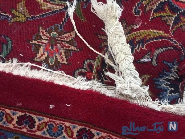 روشهای ریشه زنی فرش دستباف