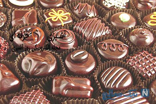 فال شکلات