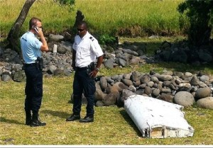 لاشه هواپیمایی مالزیایی در سواحل ماداگاسکار پیدا شد+عکس
