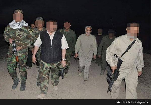 جنگ روانی جدید غربی و عربی علیه سردار سلیمانی+ تصاویر