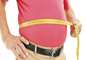 اضافه وزن با استرس شدت پیدا می کند!