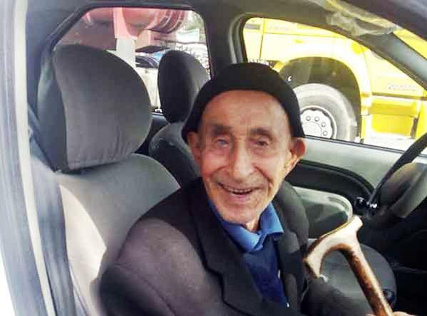 پیرترین فرد جهان +عکس