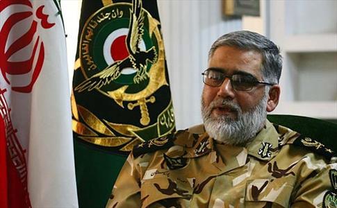 اقدام ارتش ایران مقابل داعش+عکس