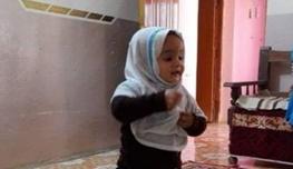 این دختر ۲ساله را داعش اعدام کرد+عکس