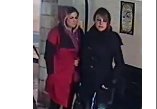 دو زن جوان سارق تهرانی را شناسایی کنید +عکس