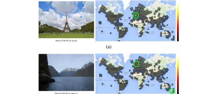 گوگل شناسایی مکان عکس ها را ممکن میکند !!+عکس
