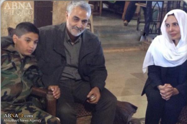 ترور همسر پسر عموی بشار اسد + تصاویر+۱۸