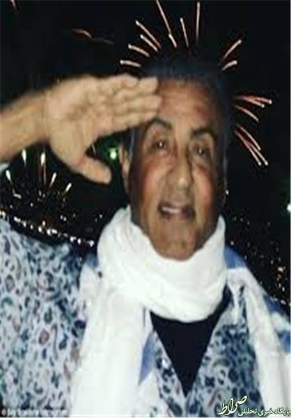 سلفی ستاره هالیوود قبلاز حادثه نیس+ عکس