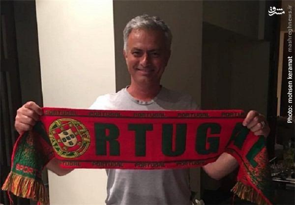 واکنش آقای خاص به قهرمانی پرتغال!+عکس