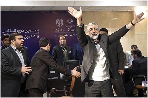 عکس و مکث از رقص حداد تا انتخابات + تصاویر