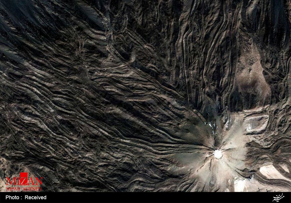 تصاویر ماهوارهای از سطح زمین + تصاویر
