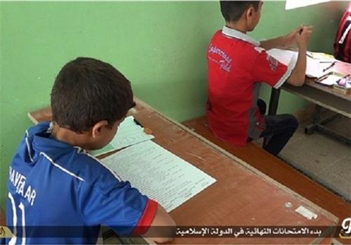 امتحانات نهایی داعش! + تصاویر