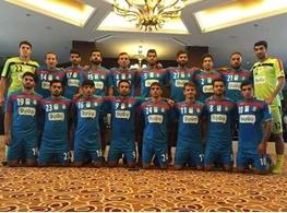 اتفاق عجیب در اردوی تیم ملی در هند
