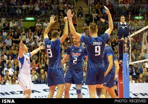 پیروزی ایتالیا بر استرالیا در اولین گام لیگ جهانی والیبال + تصویر