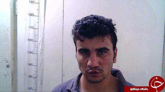 انتشار تصویر جنایتکار شبگرد تهران !!+عکس