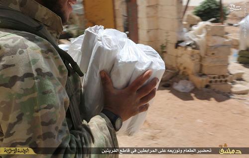 فست فود داعش ! + تصاویر