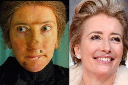 بازیگران زن زیبای هالیوود که با گریم بسیار زشت شده اند!+عکس