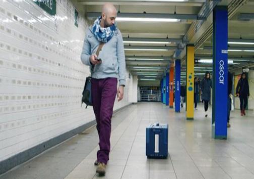 چمدانهای هوشمند که صاحبانشان را دنبال میکنند+تصاویر