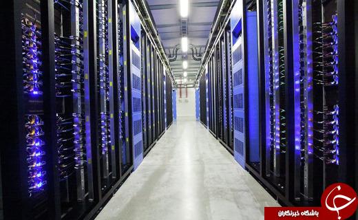 رعد و برق قسمتی از مغز گوگل را پاک کرد!+عکس