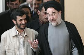 هاشمی : خاتمی نوشت احمدی نژادتصویب کرد