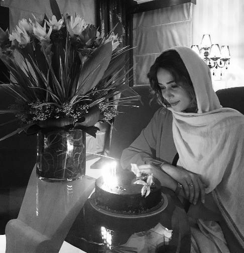 جشن تولد ۳۱ سالگی پریناز ایزدیار ! + عکس