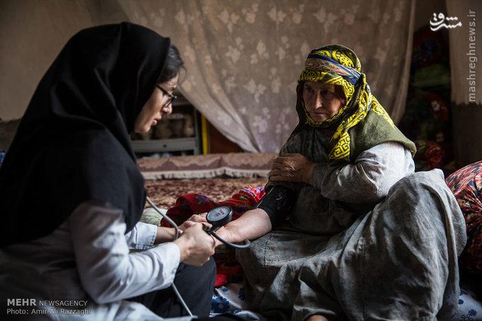 کار زیبای خانم دکترهای اردبیلی+عکس