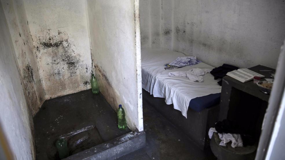 زندانی مخوف در انتظار متجاوزان به عنف در برزیل !!+ عکس