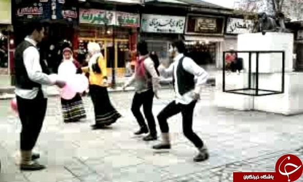 بازداشت متهم برگزاری رقص خیابانی در رشت+تصویر
