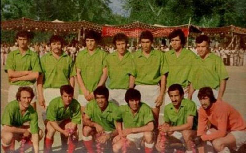 تیم ملی با پیراهنی که ندیده اید !+عکس