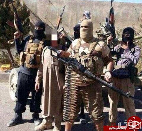 رونمایی از جلاد غول آسای جدید داعش + تصاویر