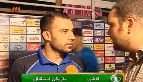 نافرمانی بازیکنان استقلال از قلعه نویی + عکس
