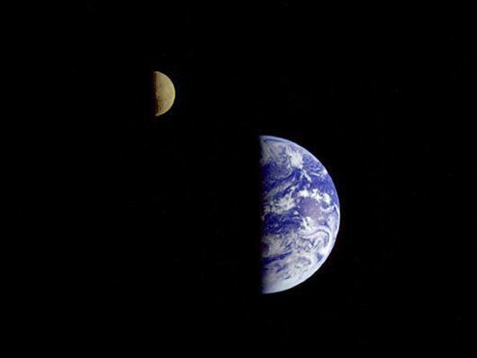 وجود ماه چقدر برای ما زمینی ها اهمیت دارد؟ +تصاویر