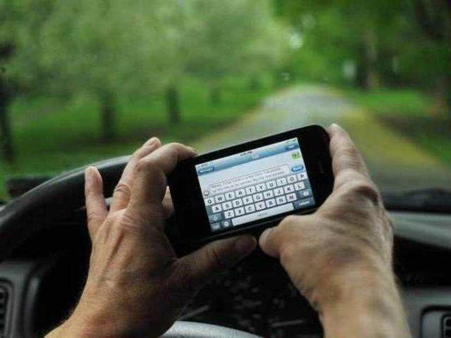 تکنولوژی جدید آیفونها حین رانندگی +عکس