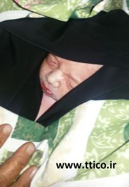 تولد نوزاد در قطار اهواز – تهران +عکس