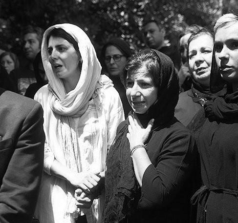 رفاقت لیلا حاتمی ولیلی رشیدی ازکودکی تا روز درگذشت داود رشیدی