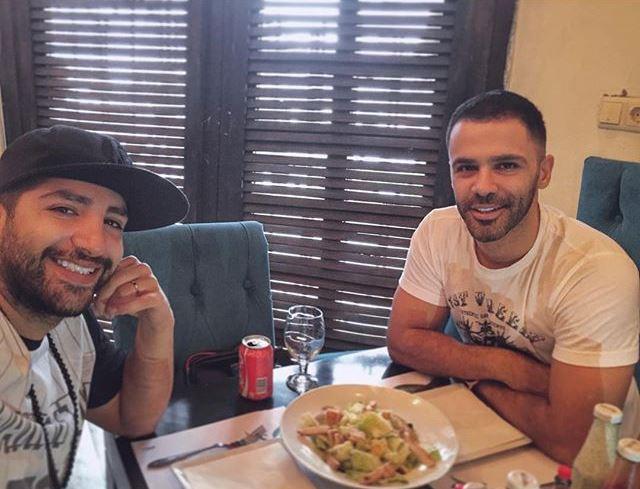 ناهار زانیار و سیروان خسروی + عکس