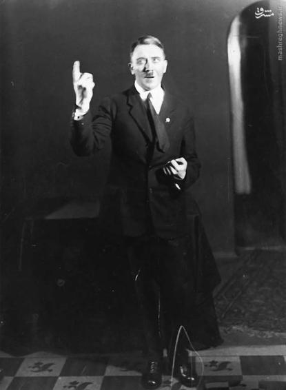 افشای تصاویری که هیتلر از همه پنهان میکرد+ تصاویر