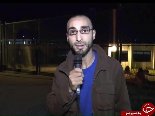 داعش این بار در لباس خبرنگار ظاهر شد +تصاویر