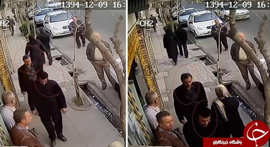 پلیس به دنبال دو زورگیر جنایتکار میگردد+تصاویر