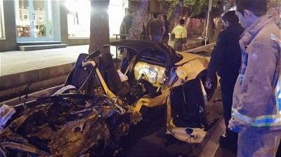 ماجرای دختری که در تصادف پورشه زرد در تهران فوت کرد + تصاویر