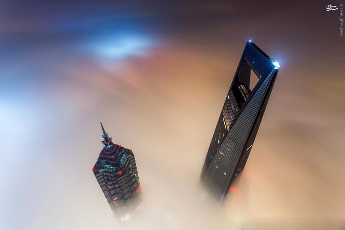 پایان ساخت زیباترین برج دنیا+عکس