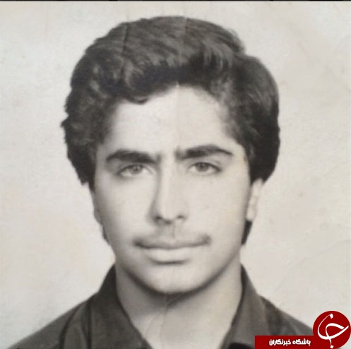 جوانی رضا شفیعی جم +عکس