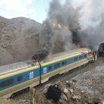 تصادف مرگبار سمنان, توضیحی هولناک برای حادثه برخورد دو قطار