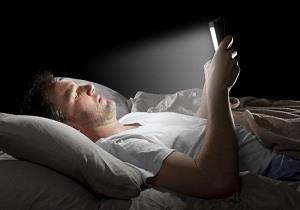 منشا کابوسهای شبانه تلفن همراه , ۲۰ دقیقه از خواب به سمزدایی بدن اختصاص دارد