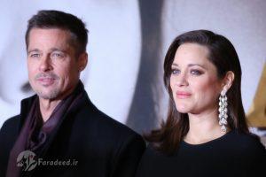 بازیگر بارداری که متهم به عامل جدایی زوج مشهور هالیوودی است