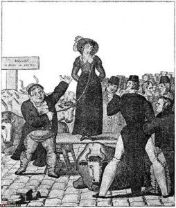 فروش زنان در باراز