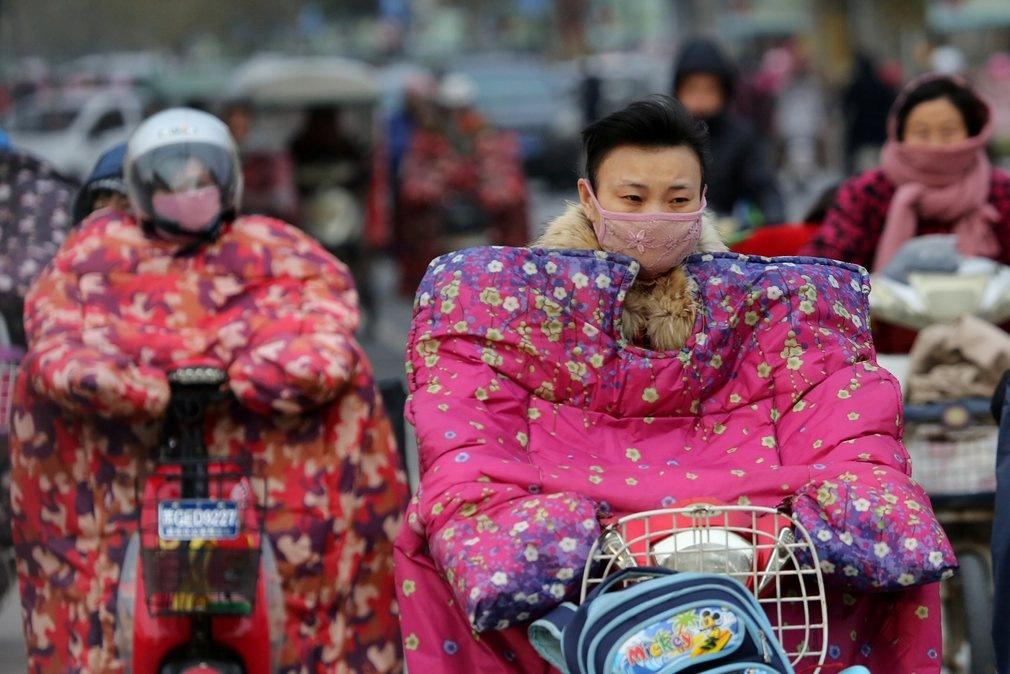 لباس مناسب در سرما برای موتورسواری